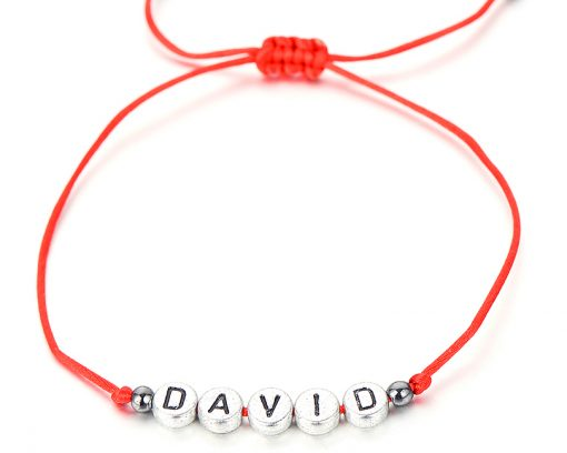 Bracelet Couple Prénom Personnalisable