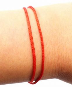 Bracelet Couple Fil Rouge