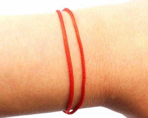 Bracelet Couple Fil Rouge
