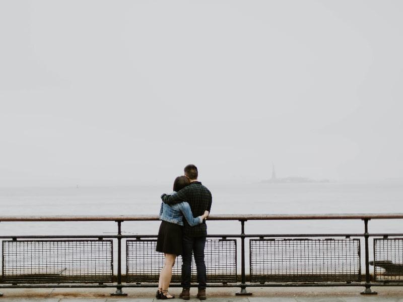 Couple à distance vivre