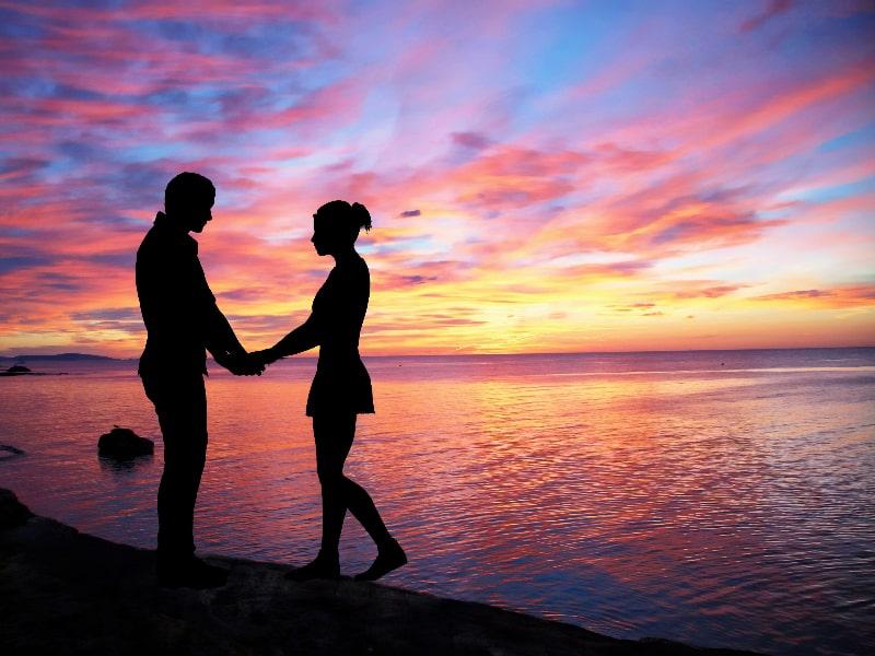 contact couple à distance