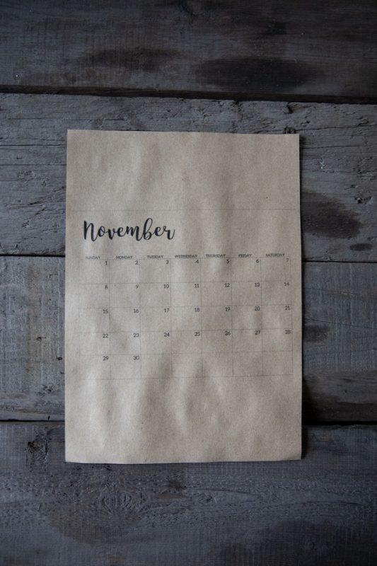 calendrier couple
