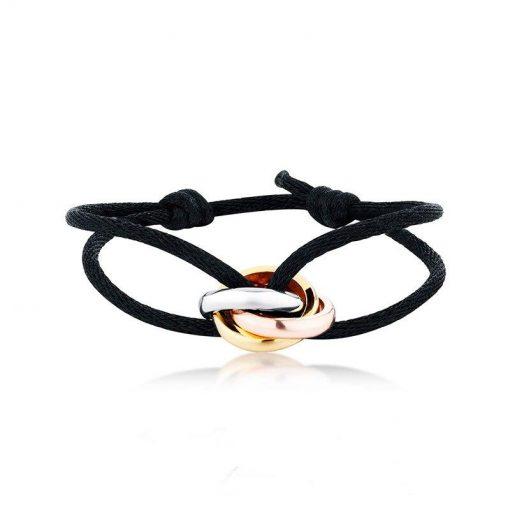 Bracelet lien couple