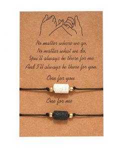 Bracelet Mixte Couple
